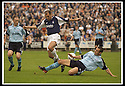 28/9/02       Copyright Pic : James Stewart                     .File Name : stewart-falkirk v st j'stone 06.IAN MAXWELL CHALLENGES FALKIRK'S JAMIE MCQUILKEN....James Stewart Photo Agency, 19 Carronlea Drive, Falkirk. FK2 8DN      Vat Reg No. 607 6932 25.Office : +44 (0)1324 570906     .Mobile : + 44 (0)7721 416997.Fax     :  +44 (0)1324 570906.E-mail : jim@jspa.co.uk.If you require further information then contact Jim Stewart on any of the numbers above.........