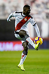 Luis Advincula of Rayo Vallecano in action during the La Liga 2018-19 match between Rayo Vallecano and FC Barcelona at Estadio de Vallecas, on November 03 2018 in Madrid, Spain. Photo by Diego Gouto / Power Sport Images