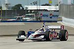 31 August 2007: Buddy Rice  (USA) at the Detroit Belle Isle Grand Prix, Detroit, Michigan.