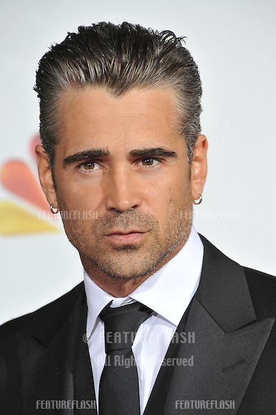 Colin Farrell at the American Giving Awards at the Dorothy Chandler Pavilion in Los Angeles..December 9, 2011  Los Angeles, CA.Picture: Paul Smith / Featureflash