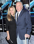 James Caan and Linda Stokes attends The HBO Premiere of HIS WAY Documentary held at Paramount Theater in Los Angeles, California on March 22,2011                                                                               © 2010 DVS / Hollywood Press Agency