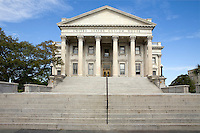 U.S. Custom House, Architect Ammi B Young constructed 1853- 1879  Charleston South Carolina
