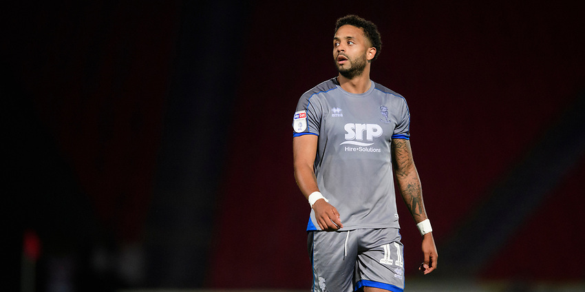 Lincoln City's Bruno Andrade<br /> <br /> Photographer Chris Vaughan/CameraSport<br /> <br /> EFL Leasing.com Trophy - Northern Section - Group H - Doncaster Rovers v Lincoln City - Tuesday 3rd September 2019 - Keepmoat Stadium - Doncaster<br />  <br /> World Copyright © 2018 CameraSport. All rights reserved. 43 Linden Ave. Countesthorpe. Leicester. England. LE8 5PG - Tel: +44 (0) 116 277 4147 - admin@camerasport.com - www.camerasport.com