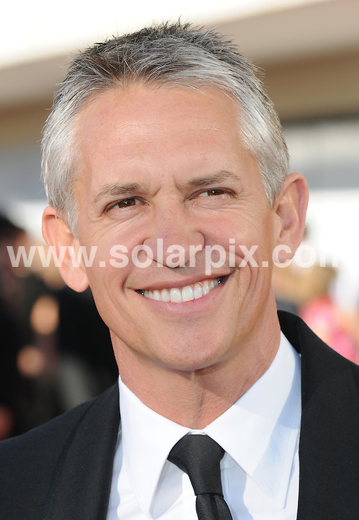 **ALL ROUND PICTURES FROM SOLARPIX.COM**.**WORLDWIDE SYNDICATION RIGHTS**.Arrivals for the British Academy Television Awards, Held at the Royal Festival Hall, London, UK. 26 April 2009..This pic: Gary Lineker..JOB REF: 8902 SSD     DATE: 27_04_2009.**MUST CREDIT SOLARPIX.COM OR DOUBLE FEE WILL BE CHARGED**.**ONLINE USAGE FEE GBP 50.00 PER PICTURE - NOTIFICATION OF USAGE TO PHOTO @ SOLARPIX.COM**.**CALL SOLARPIX : +34 952 811 768 or LOW RATE FROM UK 0844 617 7637**