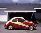 Carpeted Volkswagen.Westbrook, Maine