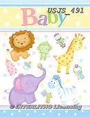 Janet, BABIES, BÉBÉS, paintings+++++,USJS491,#b#, EVERYDAY