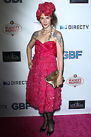"""HOLLYWOOD, CA - NOVEMBER 19: Kat Turner arriving at the """"G.B.F."""" Los Angeles Premiere held at the Chinese 6 Theater Hollywood on November 19, 2013 in Hollywood, California. (Photo by David Acosta/Celebrity Monitor)"""