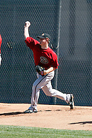 Joshua Ellis - Arizona Diamondbacks - 2009 spring training.Photo by:  Bill Mitchell/Four Seam Images