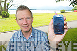 Kevin Tarrant who has just launched a new app for his popular tourist guide magazine Kerry Gems