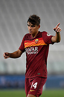 Gonzalo Villar of AS Roma during the Serie A football match between Juventus FC and AS Roma at Juventus stadium in Turin (Italy), August 1st, 2020. Play resumes behind closed doors following the outbreak of the coronavirus disease. Photo Andrea Staccioli / Insidefoto