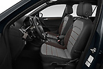Front seat view of 2019 Seat Tarraco Xcellence 5 Door SUV Front Seat  car photos