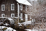 Stony Brook Grist Mill, Cape Cod, MA, USA