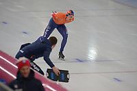 SPEED SKATING: HAMAR: Viking Skipet, 01-02-2019, ISU World Cup Speed Skating, Marcel Bosker (NED), ©photo Martin de Jong