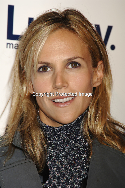 Tory Burch ..at The second Annual  Lucky Shops Event hosted by Lucky Magazine. The event was the ultimate shopping experience and benefitted Free Arts NYC.  It was on ..on November 9, 2005 at Gotham Hall. ..Photo by Robin Platzer, Twin Images