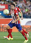 Atletico de Madrid's Stefan Savic during La Liga match.September 22,2015. (ALTERPHOTOS/Acero)