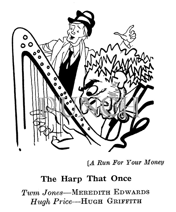 A Run for Your Money ; Meredith Edwards and Hugh Griffith