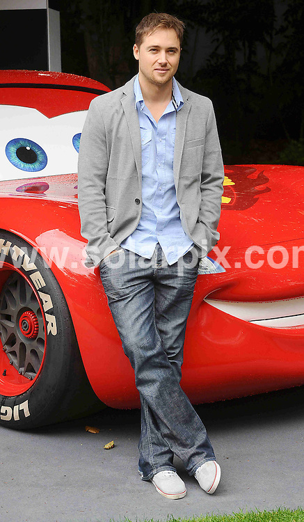**ALL ROUND PICTURES FROM SOLARPIX.COM**                                             **WORLDWIDE SYNDICATION RIGHTS**                                                                                  Caption: Pre-party celebrating the UK Premiere of CARS 2 at Whitehall Gardens on July 17, 2011 in London                                                                              This pic:  Marcus Patrick                                                                                  JOB REF: 13734 TLP       DATE: 17_07_2011                                                           **MUST CREDIT SOLARPIX.COM OR DOUBLE FEE WILL BE CHARGED**                                                                      **MUST AGREE FEE BEFORE ONLINE USAGE**                               **CALL US ON: +34 952 811 768 or LOW RATE FROM UK 0844 617 7637**