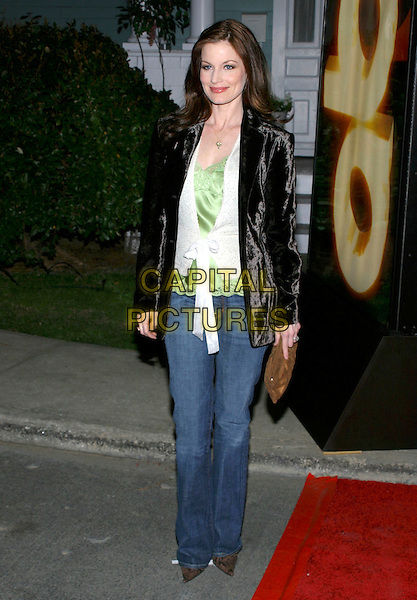 "LAURA LEIGHTON.2005 ABC Winter Press Tour ""The Wisteria Lane Block Party"" held at Universal Studios, Universal City, California, USA, 23 January 2005..full length.Ref: ADM.www.capitalpictures.com.sales@capitalpictures.com.©Jacqui Wong/AdMedia/Capital Pictures ."