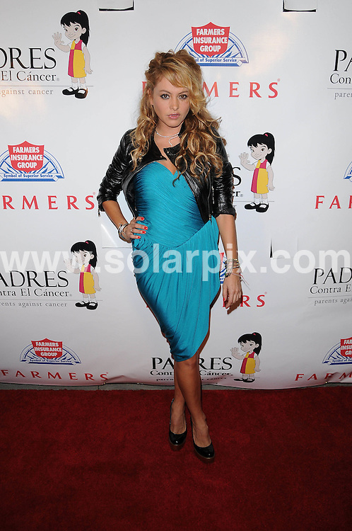 "**ALL ROUND PICTURES FROM SOLARPIX.COM**.**SYNDICATION RIGHTS FOR UK, AUSTRALIA, DENMARK, PORTUGAL, S. AFRICA, SPAIN & DUBAI (U.A.E) ONLY**.Arrivals for the 9th Annual Padres Contra El Cancer's ""El Sueno De Esperanza"" Gala. Held at The Hollywood Palladium, Hollywood, CA, USA. 10 September 2009..This pic: Paulina Rubio..JOB REF: 9931 PHZ (Charlotte)  DATE: 10_09_2009.**MUST CREDIT SOLARPIX.COM OR DOUBLE FEE WILL BE CHARGED**.**MUST NOTIFY SOLARPIX OF ONLINE USAGE**.**CALL US ON: +34 952 811 768 or LOW RATE FROM UK 0844 617 7637**"