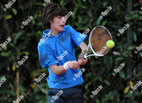 2011-06-09 / Tennis / seizoen 2011 / Den Brandt / Dax Viroux..Foto: Mpics