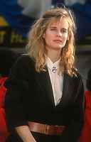 Lori Singer, 1980s, Photo By John Barrett/PHOTOlink