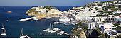 Tom Mackie, LANDSCAPES, panoramic, photos, Island of Ponza, Tyrrhenian Sea, Italy, GBTM080093-3,#L#