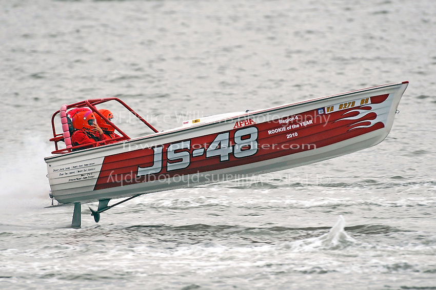 JS-48  (Jersey Speed Skiff(s)