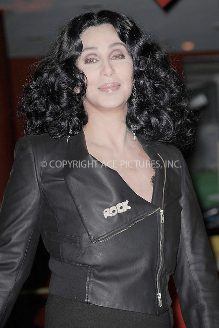 WWW.ACEPIXS.COM . . . . . .November 8, 2010...New York City... Cher attends  Glamour Magazine`s 20th Annual 2010 Women of the Year Awards  at Carnegie Hall  on November 8, 2010 in New York City....Please byline: KRISTIN CALLAHAN - ACEPIXS.COM.. . . . . . ..Ace Pictures, Inc: ..tel: (212) 243 8787 or (646) 769 0430..e-mail: info@acepixs.com..web: http://www.acepixs.com .
