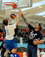 Steven Adams.<br /> Steven Adams Basketball Camp, Bruce Pullman Arena, Auckland. Monday 28 August 2017. Photo: Simon Watts/www.bwmedia.co.nz