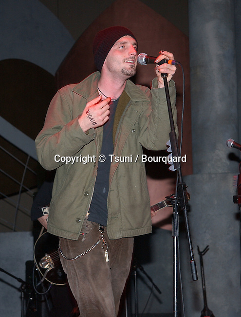 Remy Zero performing at the UPN private party for ROSWELL cast members and  winners of 20 major market national radio contest on the stage 30 on the Paramount lot in Los Angeles.  November 17, 2001            -            RemyZero10.jpg