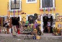 Handicrafts store in San Miguel de Allende, Mexico