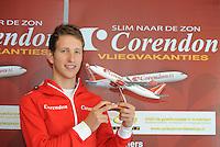 SCHAATSEN: Team Corendon, Jan Blokhuijsen, ©foto Martin de Jong