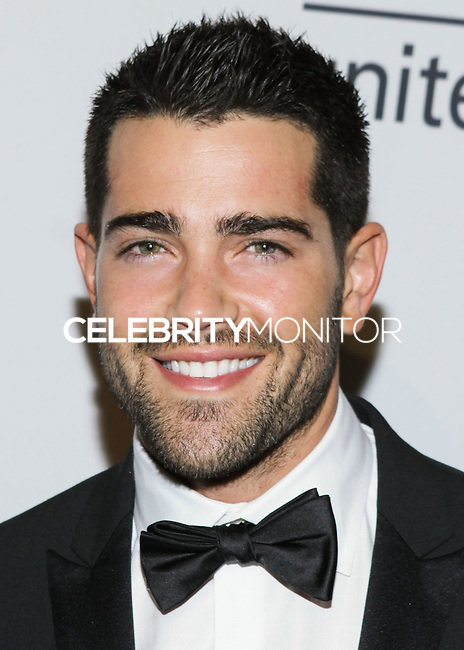 HOLLYWOOD, LOS ANGELES, CA, USA - OCTOBER 30: Jesse Metcalfe arrives at UNICEF's Next Generation's 2nd Annual UNICEF Masquerade Ball held at the Masonic Lodge at the Hollywood Forever Cemetery on October 30, 2014 in Hollywood, Los Angeles, California, United States. (Photo by Rudy Torres/Celebrity Monitor)