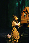 """Isabella Convertino - daughter of Liz Keifer stars in this musical as """"Mary Lennox"""" and here is in the first scene in India as Philipstown Depot Theatre presents The Secret Garden on November 15, 2009 in Garrison, New York. The musical The Secret Garden is the story of """"Mary Lennox"""", a rich spoiled child who finds herself suddenly an orphan when cholera wipes out the entire Indian village where she was living with her parents. She is sent to live in England with her only surviving relative, an uncle who has lived an unhappy life since the death of his wife 10 years ago. """"Archibald's son Colin"""", has been ignored by his father who sees Colin only as the cause of his wife's death.This is essentially the story of three lost, unhappy souls who, together, learn how to live again while bringing Colin's mother's garden back to life. (Photo by Sue Coflin/Max Photos)........"""