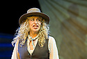 Oklahoma by Rogers and Hammerstein, Directed by John Doyle. With Louise Plowright as Aunt Eller.Opens at The Chichester Festival Theatre on 24/6/09. CREDIT Geraint Lewis