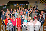 Ronan Gilsenan, Lee Drive, Tralee (front centre) had a great night in the Austin Stacks GAA clubhouse, Tralee celebrating his 30th birthday last Friday, along with many friends and family.