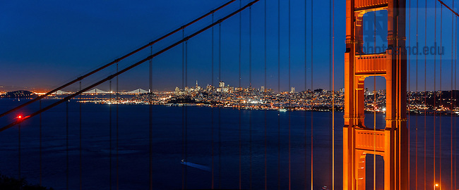Nov. 17, 2014; San Francisco, CA. (Photo by Matt Cashore/University of Notre Dame)