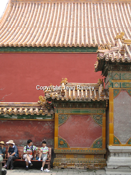 Forbidden City and Imperial Palace, Beijing
