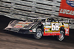Sep 26, 2013; 7:25:32 PM; Knoxville, IA., USA; 10th Annual Lucas Oil Late Model Knoxville Nationals presented by Caseys General Stores at the Knoxville Raceway.  Mandatory Credit: (thesportswire.net)