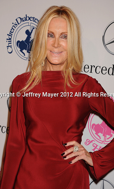 BEVERLY HILLS, CA - OCTOBER 20: Joan van Ark arrives at the 26th Anniversary Carousel Of Hope Ball presented by Mercedes-Benz at The Beverly Hilton Hotel on October 20, 2012 in Beverly Hills, California.
