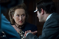 The Post (2017) <br /> Meryl Streep<br /> *Filmstill - Editorial Use Only*<br /> CAP/MFS<br /> Image supplied by Capital Pictures