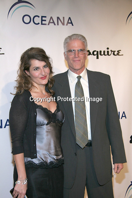 Nia Vardalos &amp; Ted Danson<br />