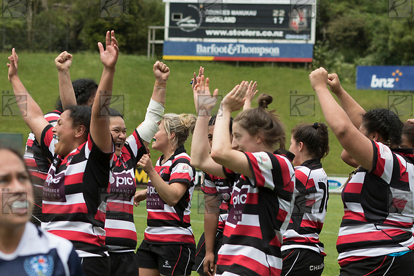 171021 Farrah Palmer Cup - Counties Manukau Heat vs Auckland