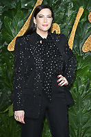 LONDON, UK. December 10, 2018: Liv Tyler at The Fashion Awards 2018 at the Royal Albert Hall, London.<br /> Picture: Steve Vas/Featureflash