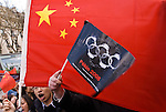 Tibetan campaign against Beijing Olympics