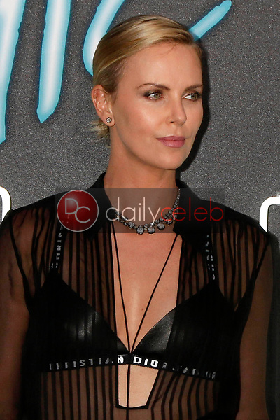 "Charlize Theron<br /> at the ""Atomic  Blonde"" Premiere, Theater at the Ace Hotel, Los Angeles, CA 07-24-17<br /> David Edwards/DailyCeleb.com 818-249-4998"