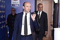 Milano 06/09/2017 - assemblea ordinaria Lega Calcio Serie A / foto Daniele Buffa/Image Sport/Insidefoto<br /> nella foto: Mauro Baldissoni