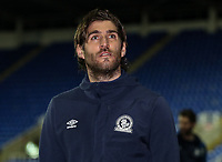 Blackburn Rovers' Danny Graham pictured before the match<br /> <br /> Photographer Andrew Kearns/CameraSport<br /> <br /> The EFL Sky Bet Championship - Reading v Blackburn Rovers - Wednesday 13th February 2019 - Madejski Stadium - Reading<br /> <br /> World Copyright © 2019 CameraSport. All rights reserved. 43 Linden Ave. Countesthorpe. Leicester. England. LE8 5PG - Tel: +44 (0) 116 277 4147 - admin@camerasport.com - www.camerasport.com
