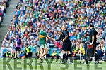 Gavin Crowley, Kerry during the GAA Football All-Ireland Senior Championship Final match between Kerry and Dublin at Croke Park in Dublin on Sunday.