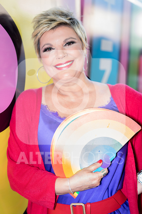 Terelu Campos during LGTB Pride March in Madrid. July 06, 2019. (ALTERPHOTOS/Francis González)
